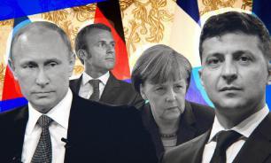 В Кремле сообщили о ходе саммита в Париже