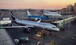 Рейс Москва - Ставрополь вернулся в аэропорт по техническим причинам