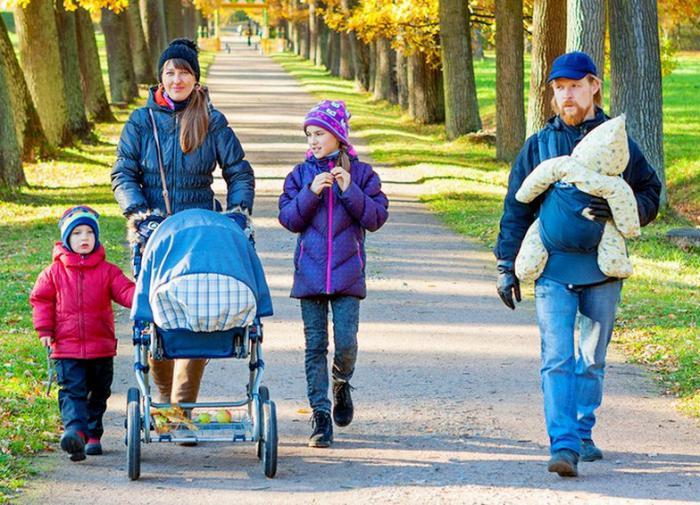 Подавляющее большинство бедных в России — семьи с детьми