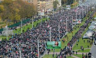 В Белоруссии создали базу с участниками акций протеста