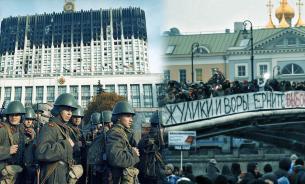 """Расстрел """"Белого дома"""" и """"Болотный протест"""": что общего"""