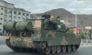 Китайская армия вооружается новыми легкими танками