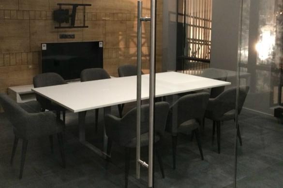 В жилом квартале Headliner открылся офис продаж