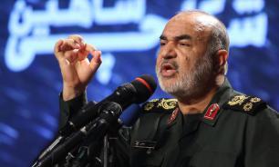 """Иранский генерал предрек крах США из-за """"тиранической философии"""""""