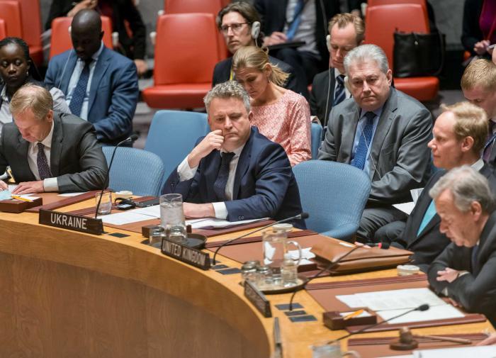 Скандал в ООН: украинский постпред сравнил нацистов и солдат СССР