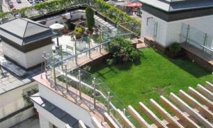 ГОСТ по озеленению крыш введут в России в этом году