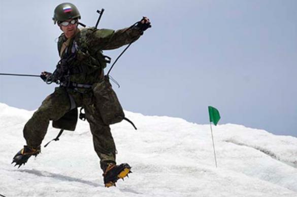 Военных альпинистов ждут испытания в горах Карачаево-Черкесии