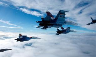 Отказ техники стал причиной крушения истребителя Су-27