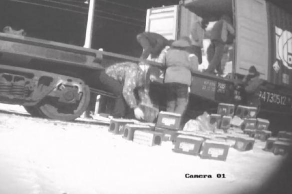 Под суд пойдет банда, расхищавшая железнодорожные составы