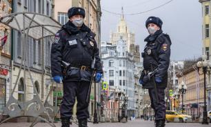 За нарушение пропускного режима в Москве грозит штраф до 40 тысяч руб.