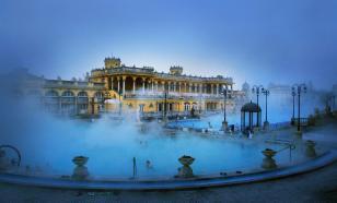 Лечение и оздоровление в Венгрии: лучшие купальни Будапешта