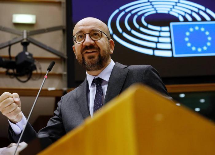 Глава Евросовета: больницы перегружены, коек не хватает