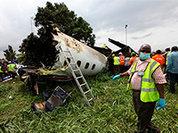 "СМИ объявили о ""годе авиакатастроф"". ФОТО"