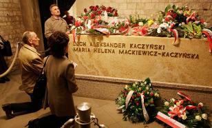 Останки жертв крушения самолета Качиньского  исследует международная комиссия