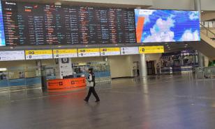 Два терминала закрывают в аэропорту Шереметьево