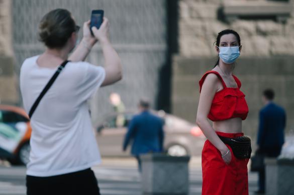 Количество выздоровевших в Москве продолжает увеличиваться
