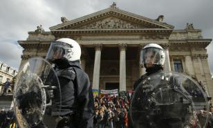 Первоапрельская шутка стала причиной беспорядков в Брюсселе