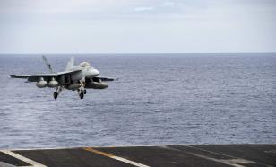 ВМС США впервые развернули истребители-бомбардировщики F-35C
