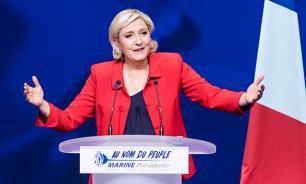 Накануне выборов во Франции: Марин Ле Пен уверена в своей победе