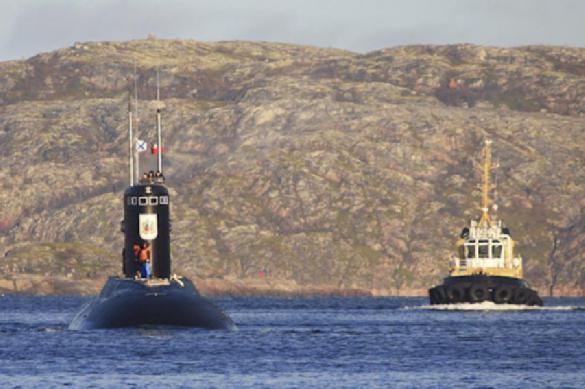 Американский адмирал похвалил российские подлодки