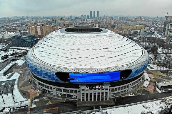 Сборная России осенью может сыграть на новом стадионе