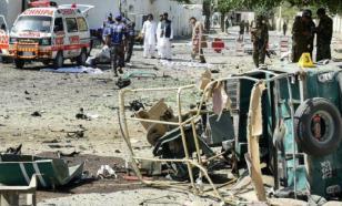 При теракте в Сирии погиб человек