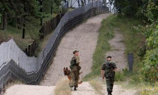 Мигранты попытались штурмовать границу Польши со стороны Белоруссии