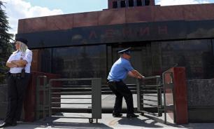 Мавзолей Ленина закроют в связи с подготовкой к параду