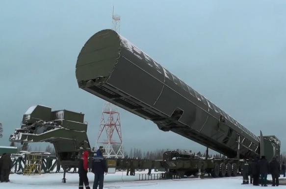 Испытания новейшей ядерной ракеты в России начнутся в январе 2020 года