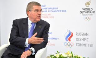 МОК не обсуждал с комиссией спортсменов вопрос санкций WADA к России