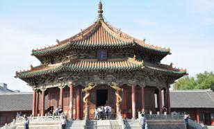 Жители Китая начали путешествовать внутри страны