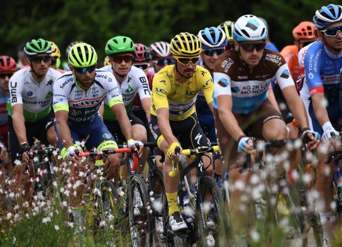 """Как велогонщики готовятся к """"Тур де Франс"""""""