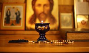Сохранился грот, где произошло воскресение Христа