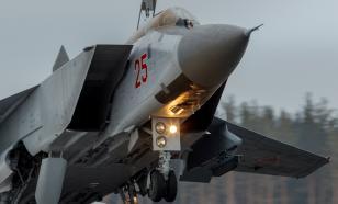 """""""Машина уникальная"""": МиГ-31 легко кладёт на обе лопатки все самолёты НАТО"""