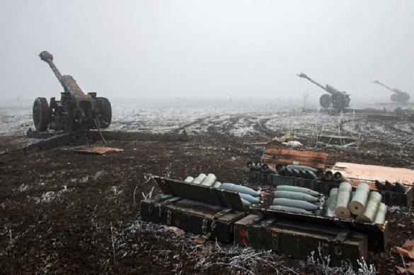 В боях за Дебальцево Украина потеряла 2,5 тыс. единиц бронетехники