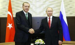 Путин выразил обеспокоенность ситуацией в Идлибе
