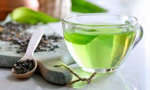 Зеленый чай поможет снизить давление