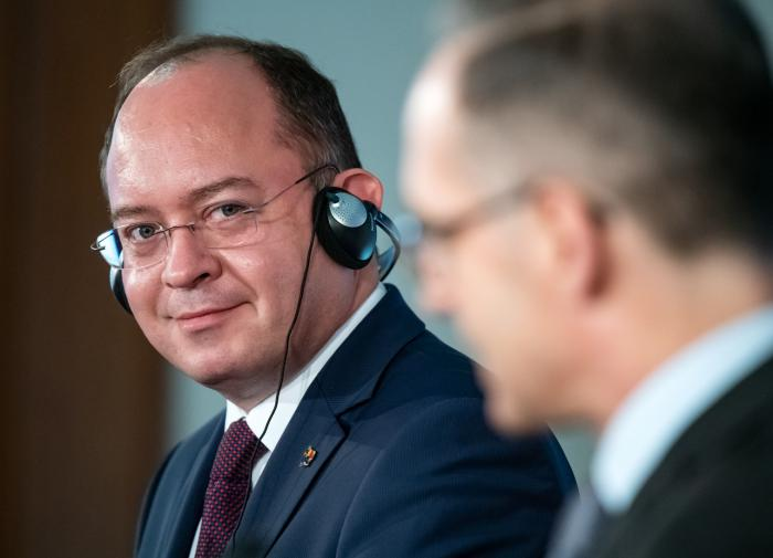 Посол Румынии в РБ отозван в знак солидарности с Польшей и Литвой