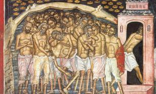 40 севастийских мучеников: воины Христовы
