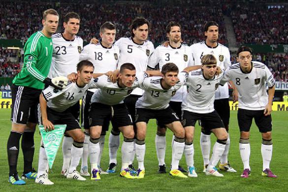 Германия вновь победит на чемпионате мира по футболу, ее шансы 24%