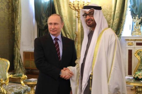 Владимир Путин прибыл в ОАЭ с визитом впервые с 2007-го года