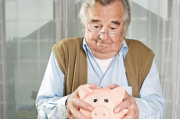 Россияне даже не надеются выжить на пенсию
