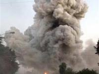 Смертник взорвал военный городок в Пакистане