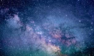 """Астрономам удалось запечатлеть пару """"подружившихся"""" галактик"""