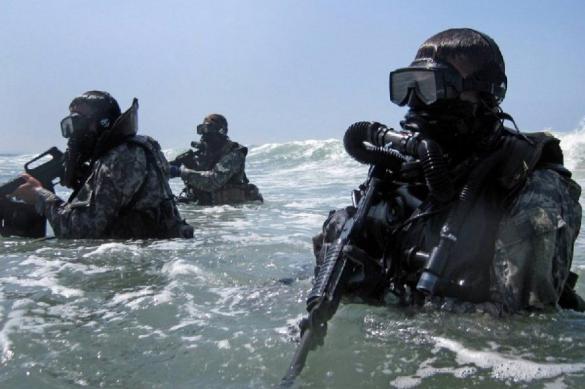Подводные пули - новинка в оснащении спецназа США
