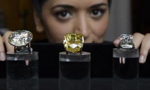 Бриллиант из Якутии продали на аукционе в Женеве за 26 млн долларов