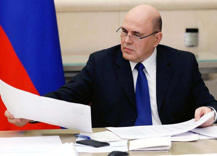 """""""Не надо ждать"""": Мишустин попросил начать работу по поручениям Путина"""