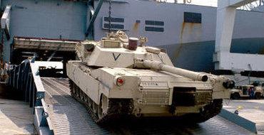 США введут в ЕС войска и танки