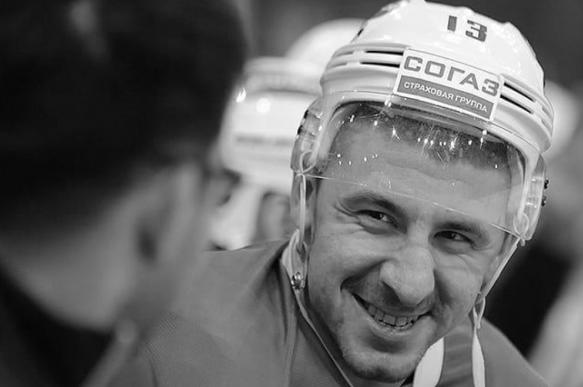 "Умер экс-капитан хоккейного клуба ""Адмирал"" Самвел Мнацян"