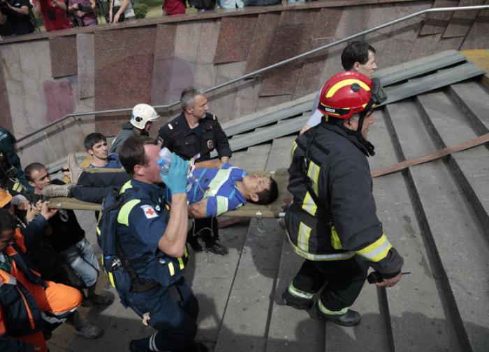 Опознаны почти все жертвы теракта в метро